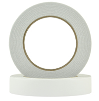 Double Sided Tissue Standard Solvent Acrylic Tape 12mm - Pomona