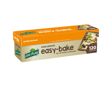 Easy-Bake' Food Service Baking and Cooking Paper 30cm - 120m - Castaway