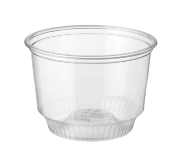 Medium Sundae Cups 8 oz, Clear - Castaway