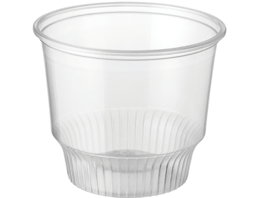 Large Sundae Cups 12 oz, Clear - Castaway