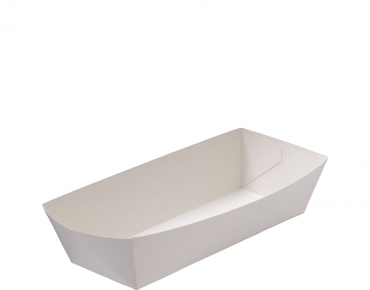 Rediserve' Paper Hot Dog Trays Hot Dog, White - Castaway