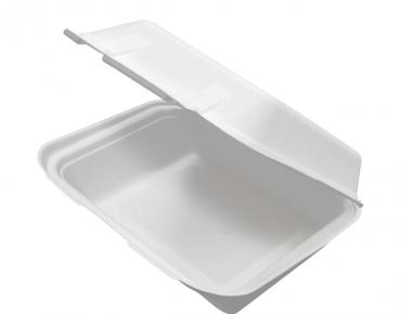 Enviroboard' Snack Packs, Large White - Castaway
