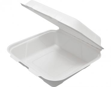Enviroboard' Dinner Packs, Large White - Castaway