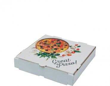 Small Pizza Boxes, 9
