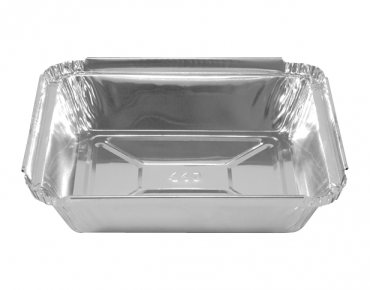 Small Rectangular Take-Away Containers 550 ml - Castaway