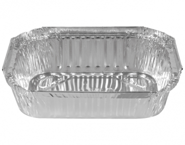 Medium Rectangular Take-Away Containers, Shallow 560 ml - Castaway