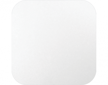 Large Square Catering Container Lids (suit CA-RFC360) White - Castaway