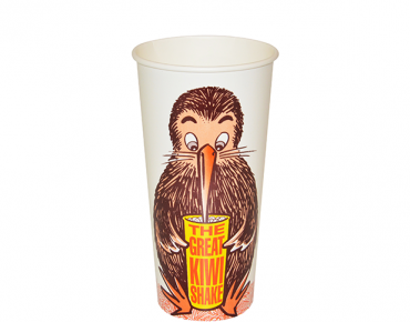 24oz Kool Kiwi Daintree' Cold Cup, Milkshake - Castaway
