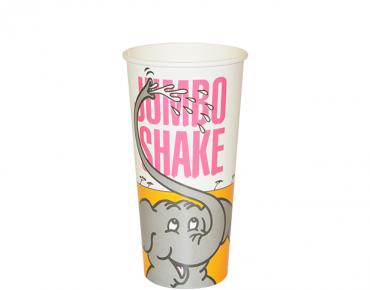24oz Jolly Jumbo Daintree' Cold Cup, Milkshake - Castaway
