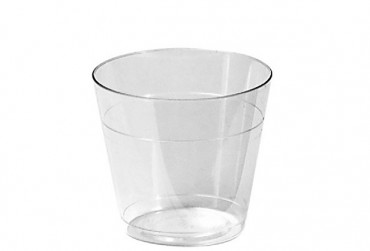 62ml Sampler Cold Cup (no stem), Clear