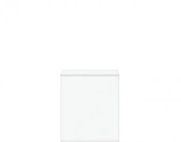 White Paper Bags #2 Flat - Castaway