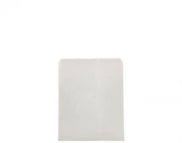 White Paper Bags #3 Flat - Castaway