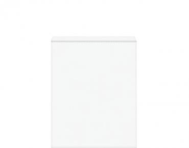 White Paper Bags #9 Flat - Castaway
