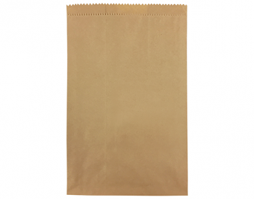 Brown Paper Bags #8 Flat 255 x 360 - Castaway
