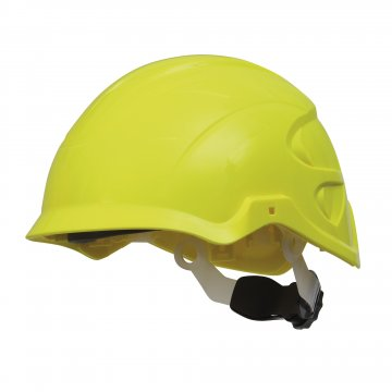 Nexus SecurePlus Non-Vented Helmet Protection System HI-VIS YELLOW - Esko