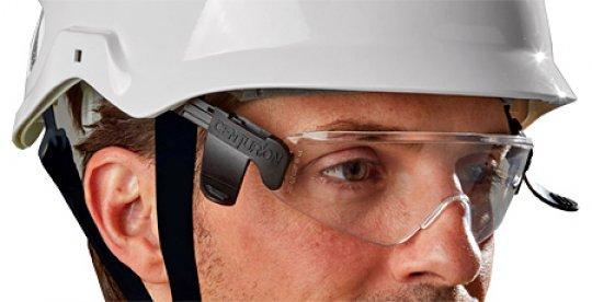 Nexus S589 Eyeshield Smoke Grey - Esko
