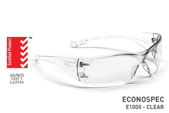 ECONOSPEC Clear Lens - Esko