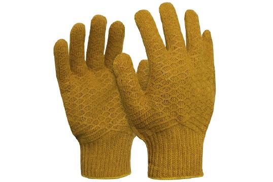 ESKO PVC yellow honey comb patterned fishers - Esko