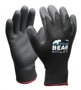 POLAR BEAR' Thermal Double Lined Winter Glove - Esko