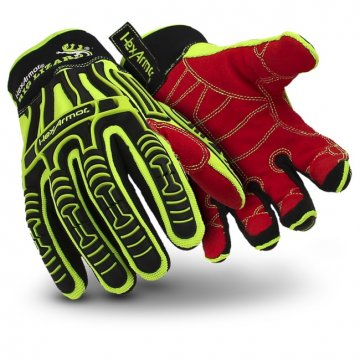 RIG LIZARD' Glove, Cut Level 3, Impact Resistant Size X-LARGE - Esko