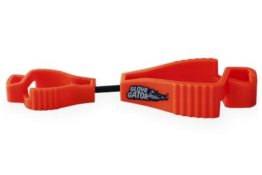 GLOVE GATOR', Glove Clip, Fluoro Orange - Esko