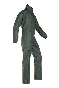 Esko Chemical Spray Suit dual zip - Green, Size 7XL - Esko