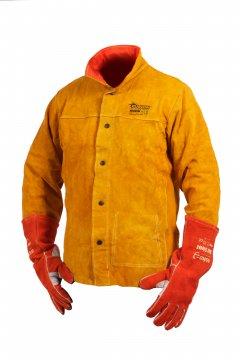 FUSION' Premium Welders Jacket, Kevlar Stitched, 2X-Large - Esko