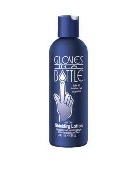 GLOVES IN A BOTTLE Hand Protection Lotion 240ml - Esko
