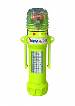 EFLARE 290 Series Intrinsically Safe LED Emergency Flare Dual Colour - Esko