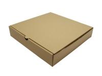 Pizza box kraft 23cm - Vegware