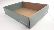 Office Recycling Tray - 37x27x9cm high - Vegware - Pack & Carton