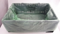 BioBag Liner 102x66cm - (Fits Ventilated Crate) - Vegware - Pack & Carton