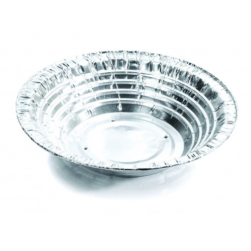 Round Pie - Perforated - Confoil