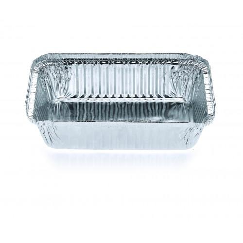Large Oblong Takeaway Tray (ctn 500) - Confoil