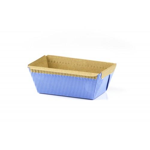 Small Plum Cake - Blue - Confoil