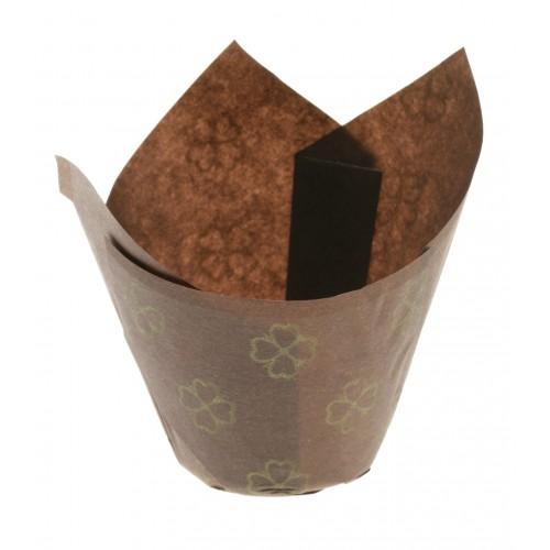 Petite Muffin Wrap (400 ctn) - Gold Clove - Confoil