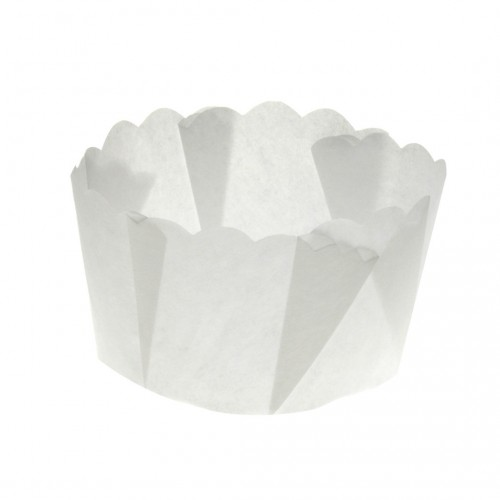 Paper Daisy Cup- White 45G - Confoil