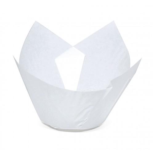 Standard Muffin Wrap- White - Confoil