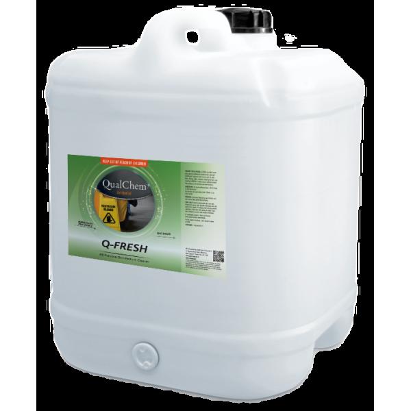 Q-Fresh Disinfectant/Detergent 20L - Qualchem