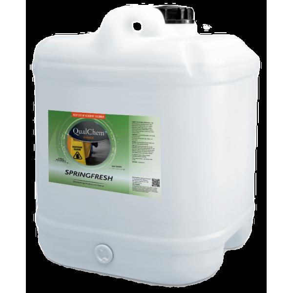 Springfresh Disinfectant/Detergent 20L - Qualchem
