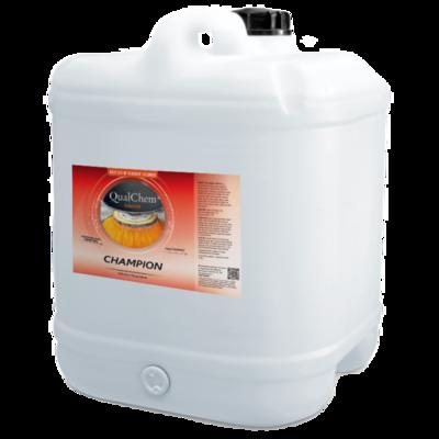 Champion All Purpose Liquid Cleaner for Workshop floors 20L - Qualchem