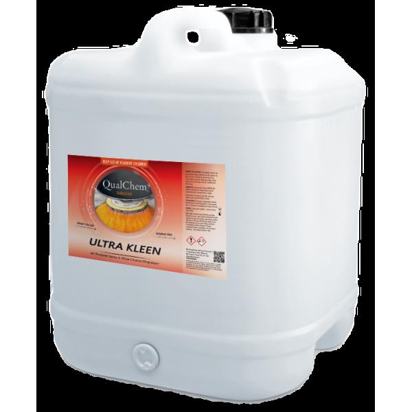 Ultra Kleen Ready to Use Spray Cleaner 20L - Qualchem