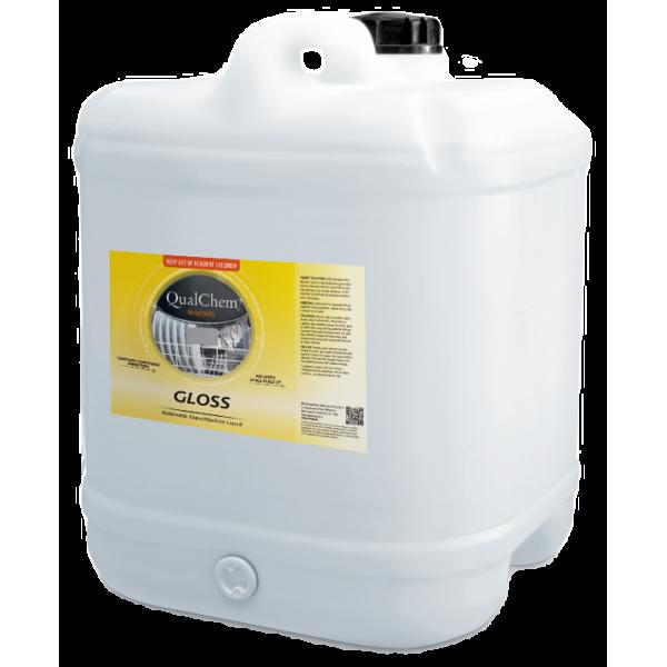 Gloss Automatic Glass Machine Liquid 20L - Qualchem