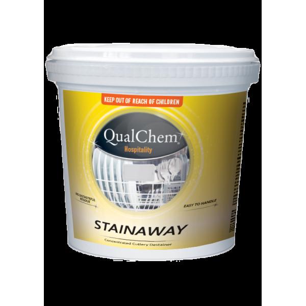 Stainaway Cutlery Destainer - Qualchem