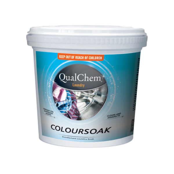 Coloursoak Fabric Stain Remover - Qualchem