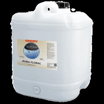 Aura Floral Air Freshener bactericidal 20L - Qualchem