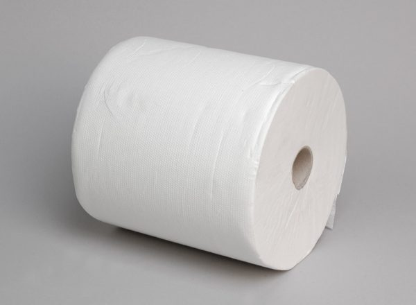 Auto cut Roll Feed Paper Towels White - Coastal