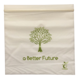 Resealable Bags Compostable 180x170mm - Better Future