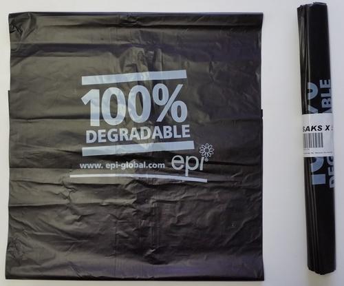 Biodegradable Rubbish Bag 750x890mm - Fortune