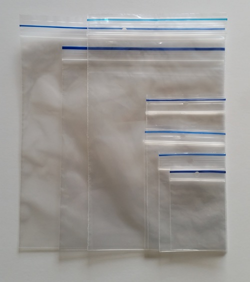 Heavy Duty Resealable Bag 75x130 - Fortune